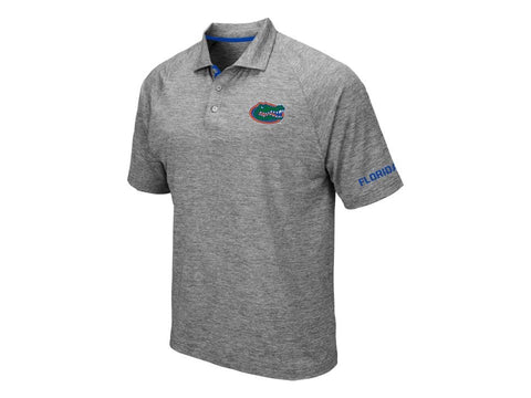 UF Men's Heather Grey Polo