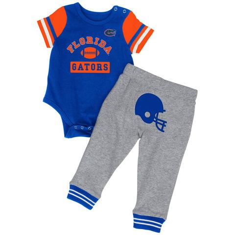 Florida Gators Infant Boys MVP Onesie and Sweatpants Set