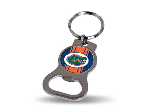 Florida Gator Bottle Opener Keychain