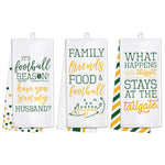 USF Humor Kitchen Tea Towels