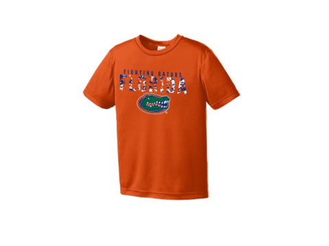 Florida Gators Youth Digital Camo Mascot