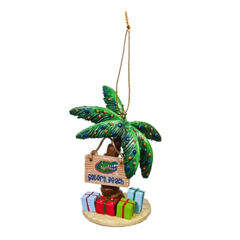 UF Palm Tree Ornament