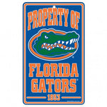 Property of Florida Gators Sign