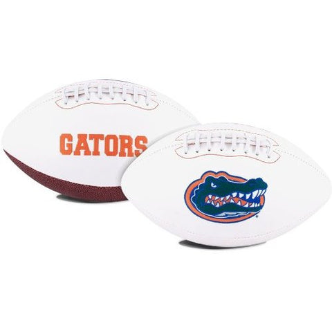 Florida Gators Logo Full Size Signature Series Football
