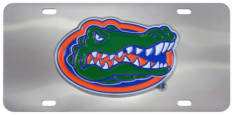 Florida Gator Diecast License Plate