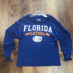 Women's Gator Long Open Sleeve Tee