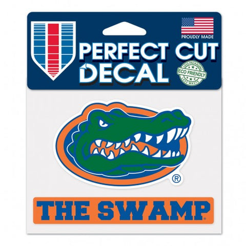 The Swamp Decal