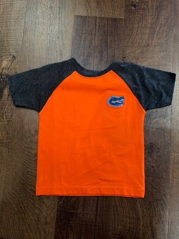 UF Toddler Boy's Orange Tee