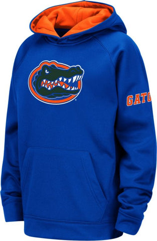 Florida Gators Blue Fleece Pullover Hoodie