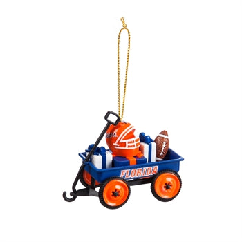 Florida Team Wagon Ornament
