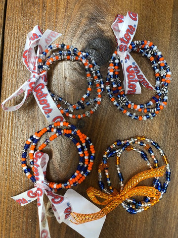 Florida Gators Trio Bracelet Set