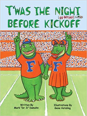 T'was the Night Before Kickoff - Children's Book