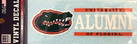 UF Alumni Decal