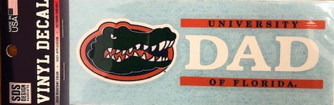 UF Dad Decal