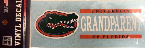 UF Grandparent Decal