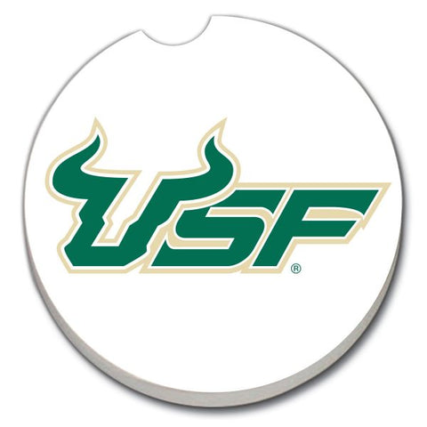 USF Bulls Car Coaster