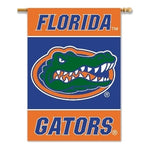 "Florida Gators 2-Sided 28"" X 40"" Banner W/ Pole Sleeve"