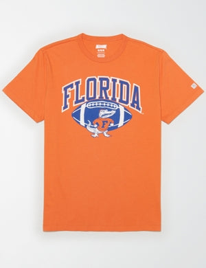 Florida Gator Men's Orange Vintage T'Shirt