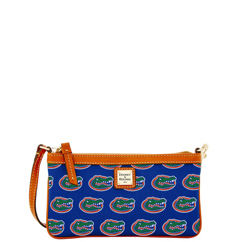 Dooney and Bourke Florida Gator Wristlet