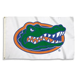 Florida Gator White 3X5 Flag