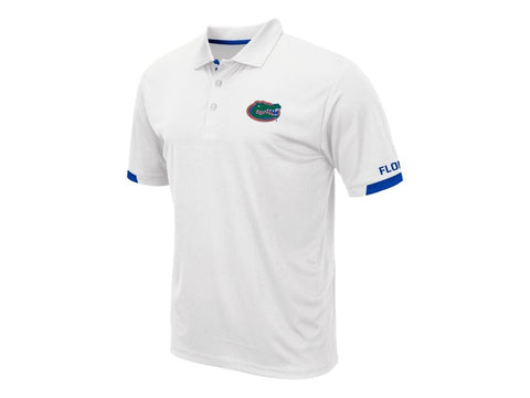 UF Men's White Polo