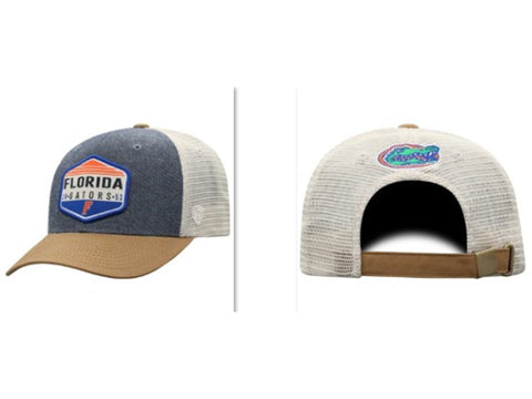 Florida Gators Tri-Color Hat with Patch
