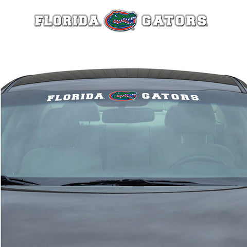 Florida Gators Windshield Decal