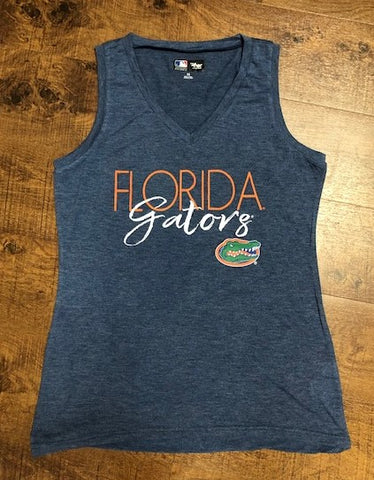 Florida Gators Ladie Knit Tank