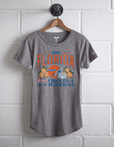 FLORIDA PEACH BOWL T-SHIRT