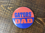 Gator Dad Button
