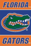 Florida Gators Double Sided Garden Flag