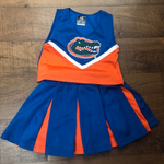 Florida Gators Girl's Cheer Set