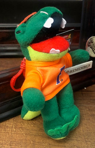 "Florida Gators 4"" Plush Albert Keychain"