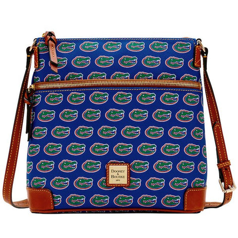 Dooney and Bourke Florida Gator Crossbody Purse