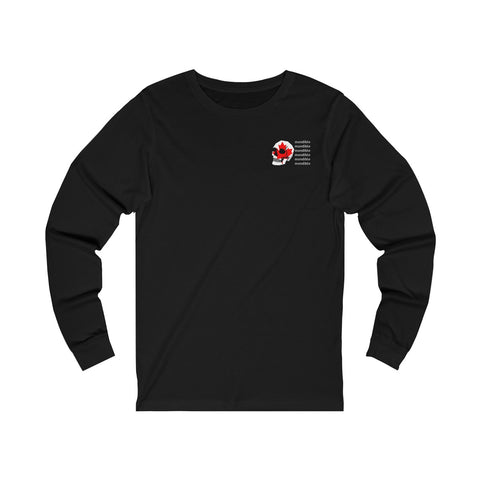 MEN'S CANADIAN LONG SLEEVE TEE
