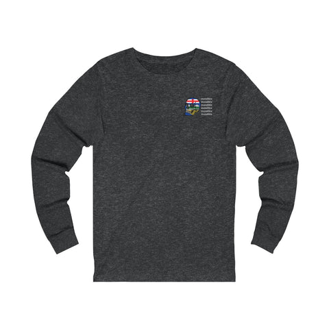 MEN'S ALBERTAN LONG SLEEVE TEE