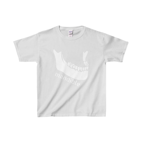 KIDS HEAVY COTTON TEE