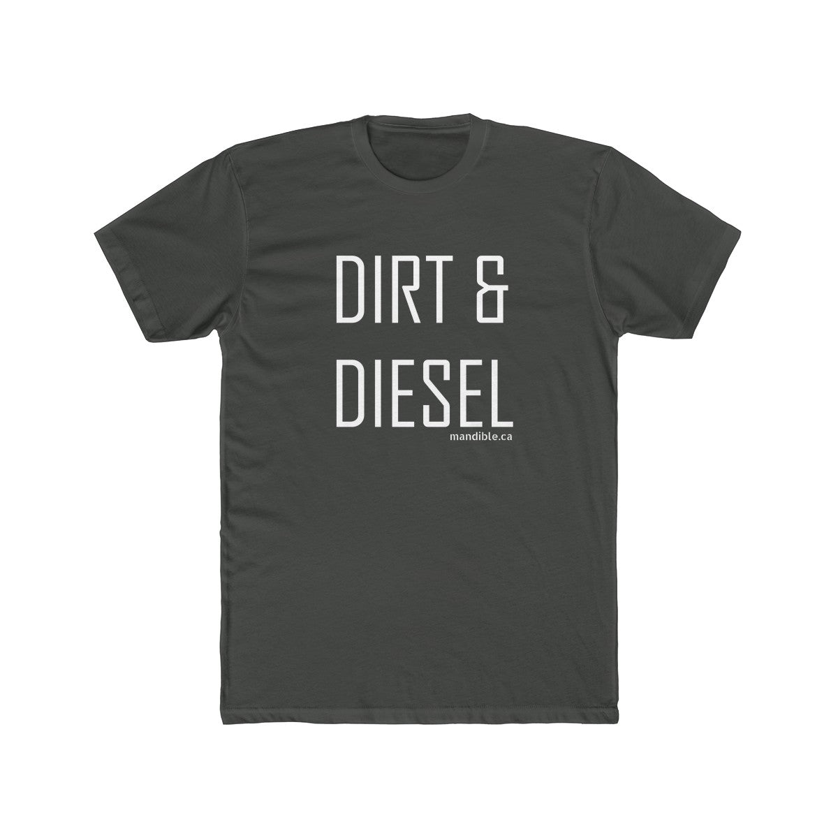 MEN'S DIRT AND DIESEL TEE