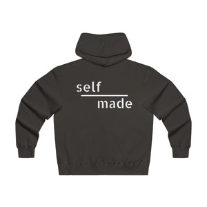 MEN'S SELF-MADE LOGO HOODIE