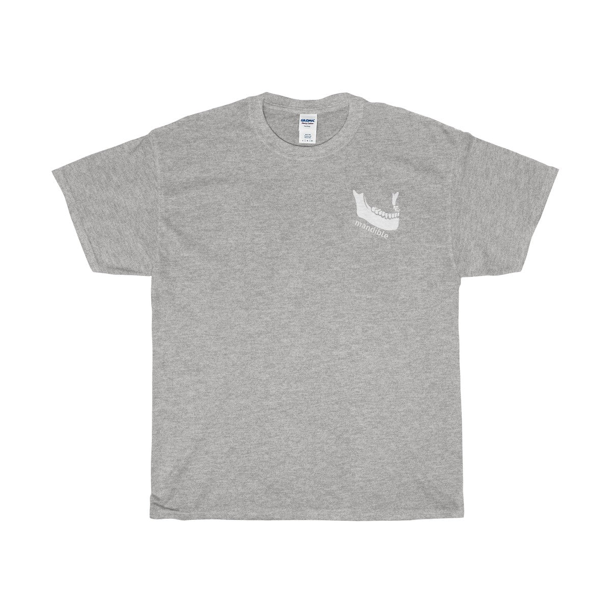 MEN'S HEAVY COTTON TEE