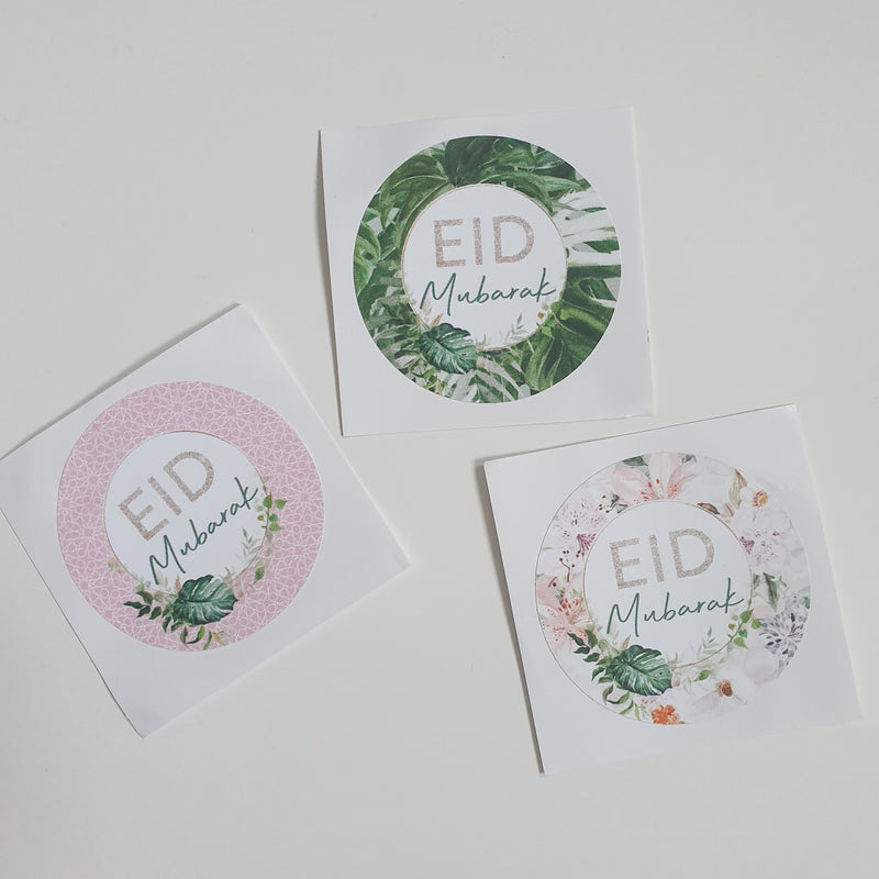 "Eid Sticker ""Paradise Collection"""