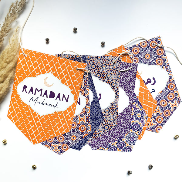 Ramadan Garland SUNSET Collection