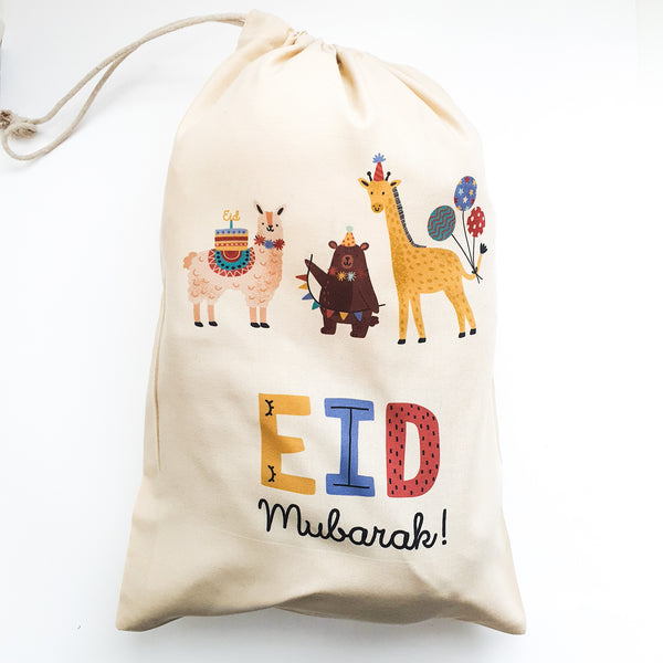 "Jutesack ""Eid Mubarak"" Joyful Eid Collection XL"