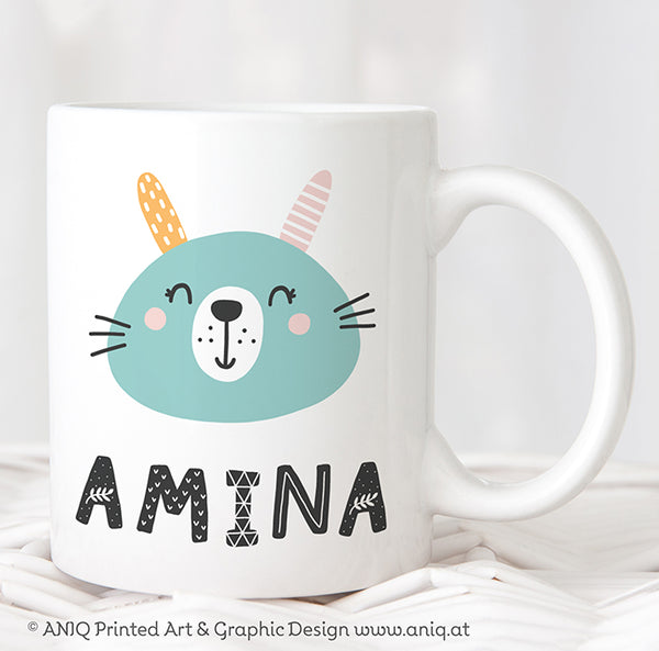Bunny Children's Mug