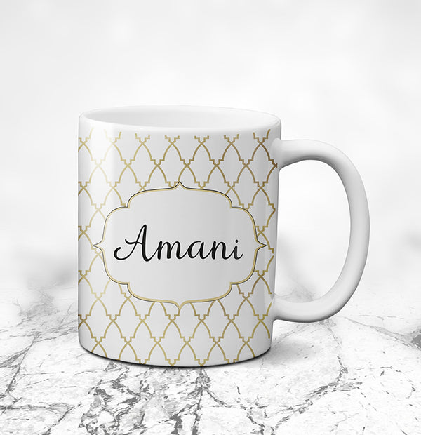 Tasse Amani - Marocco Collection