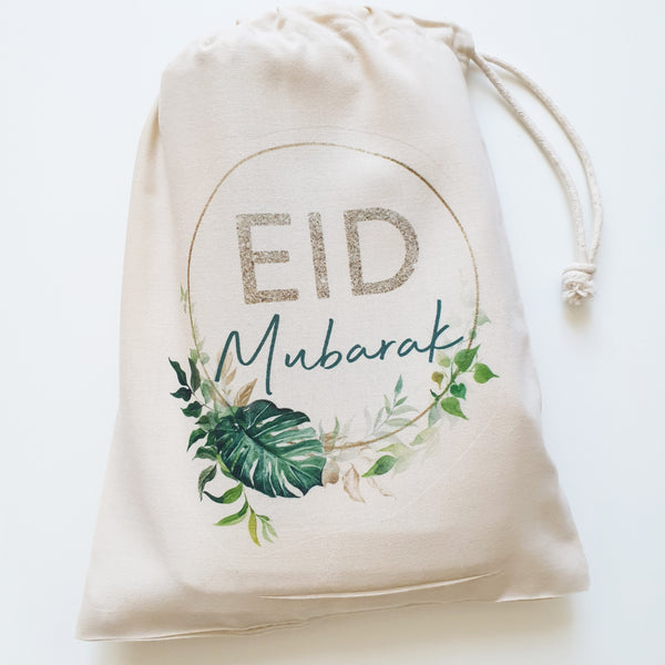 "Jutesack ""Eid Mubarak"" Paradise Collection"