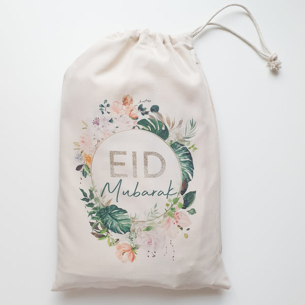 "Jutesack ""Eid Mubarak"" Paradise Collection XL"