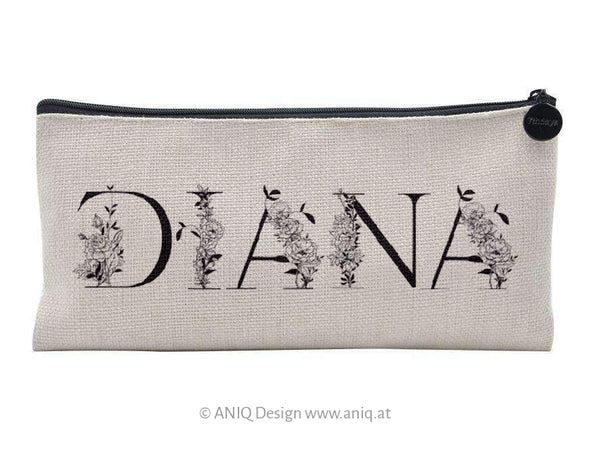 Pencil Case Botanic