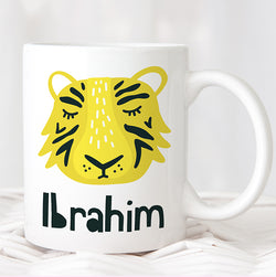 Tiger Children's Mug