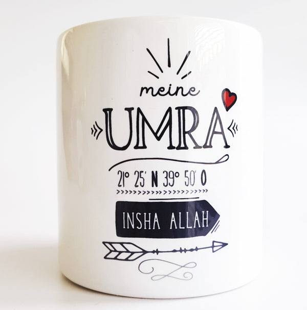 """My Umra"" money box"